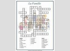 letter a in french crossword