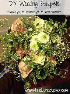 diy wedding bouquets should you or shouldn t you do them