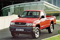 toyota hilux review 1976 2005 parkers