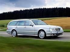 Mercedes E Class Wagon 1996 W210