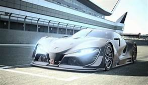 2014 Toyota FT 1 Vision GT Concept  Top Speed