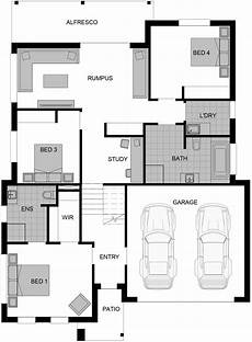 four level split house plans 4 bedroom home design split level house plan sierra
