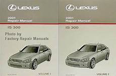 free service manuals online 2001 lexus gs electronic valve timing 2001 lexus is300 original factory shop service repair manual set is 300 factory repair manuals