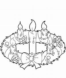 30 free wreath coloring pages printable