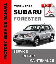 car repair manual download 2012 subaru forester spare parts catalogs subaru forester 2009 2010 2011 2012 2013 service repair maintenance manual ebay