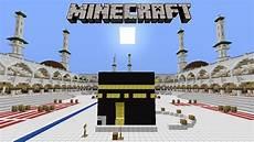 Masjidil Haram Ka Bah Versi Minecraft