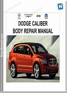 auto body repair training 2008 dodge caliber user handbook dodge caliber body repair manual