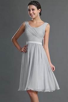 robe pour mariage robe courte genoux couleur tourterelle pour cocktail de
