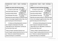 cloze passage worksheet free esl printable worksheets