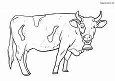malvorlagen tiere kuh bauernhof tiere malvorlage kostenlos 187 bauernhof tiere