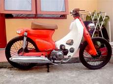 Grand Modif C70 by Astrea Grand Modifikasi Cub Thecitycyclist