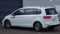 volkswagen new touran 2018 r line white 18 inch