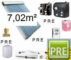 förderung solaranlage warmwasser solaranlage 7 02m 178 f 252 r warmwasser und heizung kaufen bei