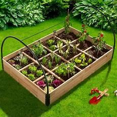 jardin carré potager carr 233 potager serre pas cher bac de jardinage en bois