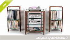 Schallplattenregale Cd Dvd Regale Hifi Rack Kaufen