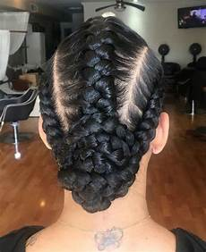 3 Braided Hairstyles