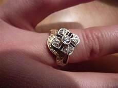 custom wedding band for engagement ring weddingbee