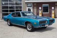 1969 Pontiac Gto Fast Classic Cars