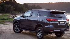 toyota fortuner 2019 concept limited edition