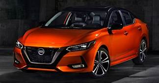 2020 Nissan Sentra Debuts In LA  New 20L Engine