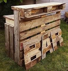 bar aus holzpaletten easy and unique diy pallet ideas and projects diy