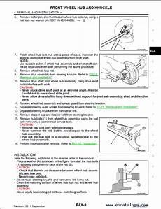 service and repair manuals 2012 nissan quest electronic throttle control nissan quest model e52 series 2012 service manual pdf