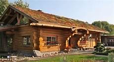 Kleines Haus Aus Holz Bauen - ihr holzhaus blockhaus oder naturstammhaus mehrer