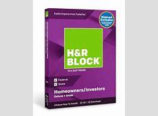2019 hr block software cd