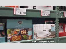 Deep Clearance Price on Berkley Jensen Dinnerware