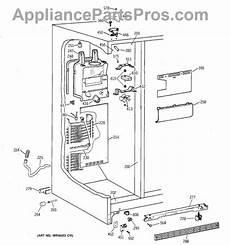 ge upright freezer wire diagram ge wr51x10031 defrost heater assembly appliancepartspros