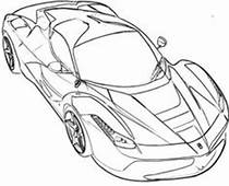 1000  Images About Autos On Pinterest Coloring Pages