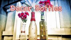diy home decor crafts diy home decor beautiful bottle crafts from recycled