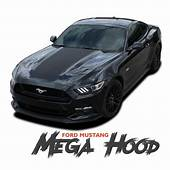 16 Best Ford Mustang 2015 2016 2017 Vinyl Graphics Racing