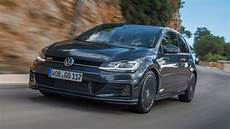 golf 7 gtd vw golf gtd review updated diesel gti driven 2017 2018 top gear