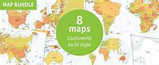 free vector map of australia continent one stop map