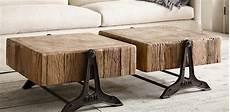 meuble bois brut design la table basse design comme un vrai bijou s 233 jour id 233 es