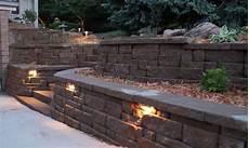 15 best of outdoor retaining wall lighting