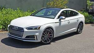 2018 Audi A5 And S5 Sportback An For Every Driver