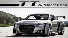 Audi Tt Clubsport Turbo Acceleration Exhaust Sound