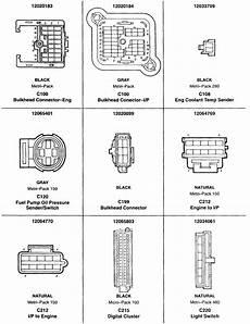 93 chevy s10 fuse box diagram 93 s10 blazer bulkhead pinout request blazer forum chevy blazer forums
