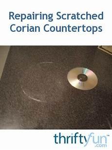 scratches in corian repairing scratched corian countertops thriftyfun