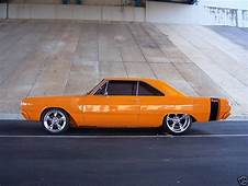20 Inch Rims On A Dart Check It Out  Muscle Cars Dodge