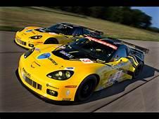 Chevrolet Corvette C6 GT2 R Duo 1 Hintergrundbilder