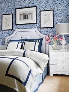 tapete blau schlafzimmer photo page hgtv