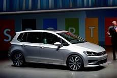 neue vans 2015 new sportsvan is volkswagen s longer taller and slightly
