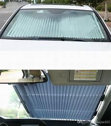Gro 223 Handel Versenkbare Auto Frontscheibe Sonnenschutz