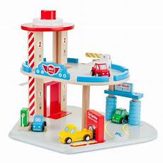 Kinder Garage by Garage Playset By Knot Toys Notonthehighstreet