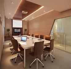 Desain Interior Ruang Meeting Minimalis Yang Sedang Trend