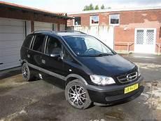 2003 Opel Zafira Overview Cargurus