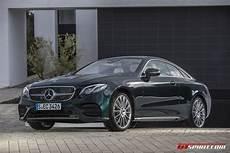 2017 Mercedes E Class Coupe Review Gtspirit